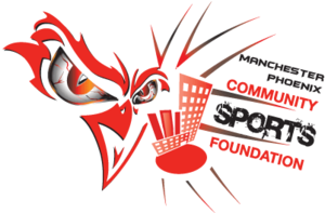 Manchester Phoenix Community Sports Foundation Logo